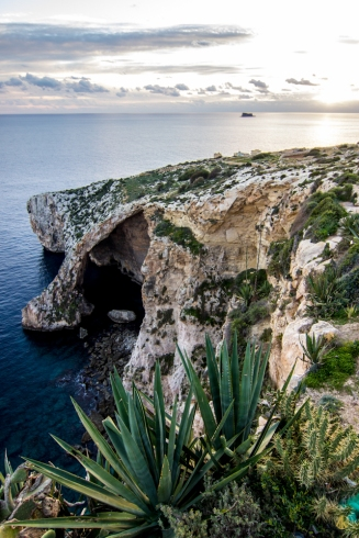 Blue Grotto-5