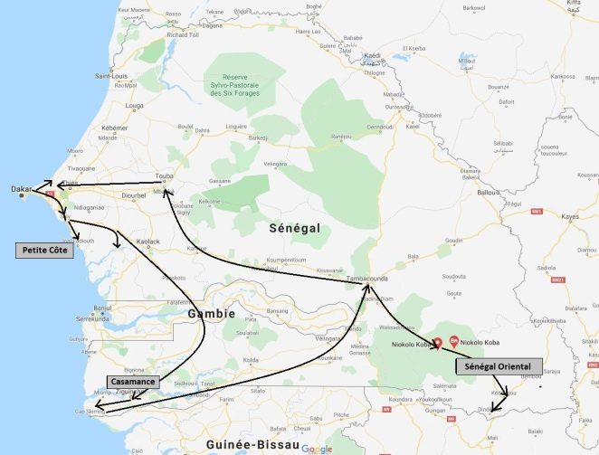 Sénégall